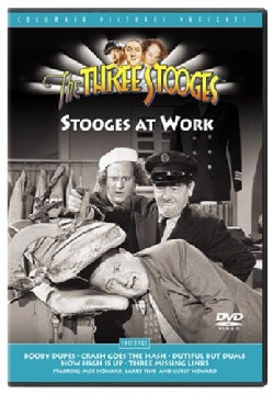 Three Stooges: Stooges at Work (DVD)