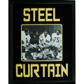 Steel Curtain Autographed 16x20-inch Photograph with a 30x34-inch Deluxe Frame