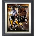 Pittsburgh Steelers Ben Roethlisberger Framed Autographed Photo (20 x 24)