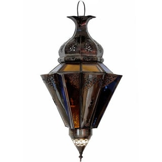Red Labeled Soft Touch Moroccan Chandelier (Morocco)