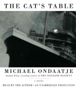 The Cat's Table (CD-Audio)