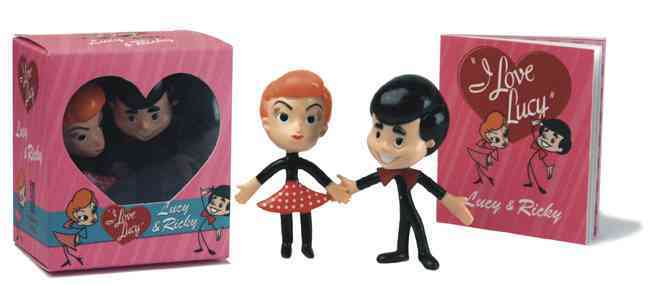 I Love Lucy: Lucy & Ricky