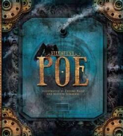 Steampunk Poe (Hardcover)