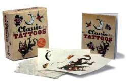 Classic Tattoos (Paperback)