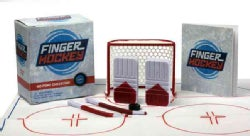 Finger Hockey: No Poke Checking! (Hardcover)