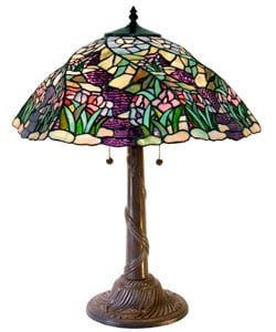 Tiffany Style Lakeshore Table Lamp