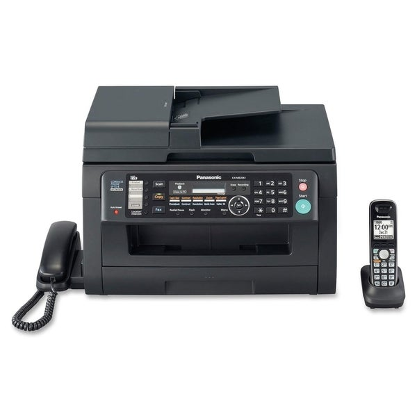Panasonic KX-MB2061 Laser Multifunction Printer - Monochrome - Plain