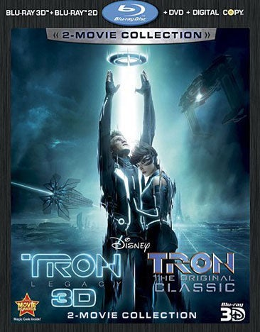 Tron: Legacy 3D (Special Edition) (Blu-ray/DVD)