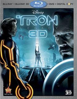 Tron: Legacy 3D (Blu-ray/DVD)
