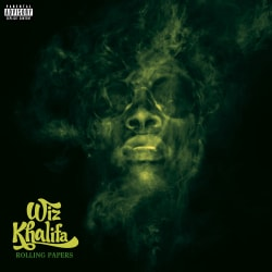 Wiz Khalifa - Rolling Papers (Parental Advisory)