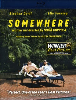 Somewhere (Blu-ray Disc)