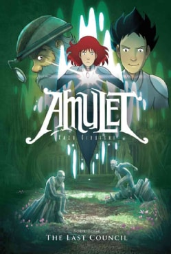 Amulet 4: The Last Council (Paperback)