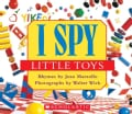 I Spy Little Toys (Board book)
