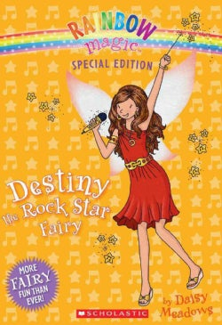 Destiny the Rock Star Fairy (Paperback)