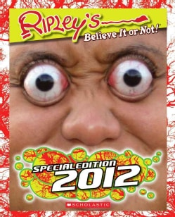Ripley's Believe It or Not! 2012 (Hardcover)