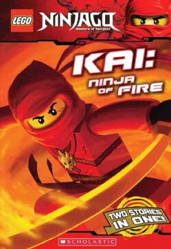 Kai: Ninja of Fire (Paperback)