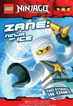 Zane: Ninja of Ice (Paperback)
