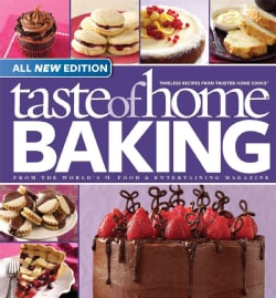 Taste of Home Baking Book: From the World's #1 Food & Entertaining Magazine (Loose-leaf)