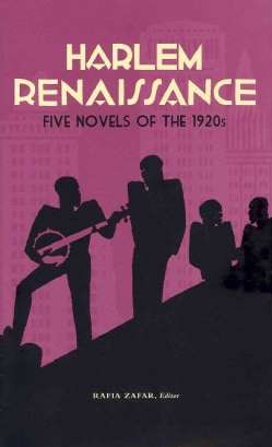 Harlem Renaissance: Five Novels of the 1920s: Cane / Home to Harlem / Quicksand / Plum Bun / The Blacker the Berry (Hardcover)