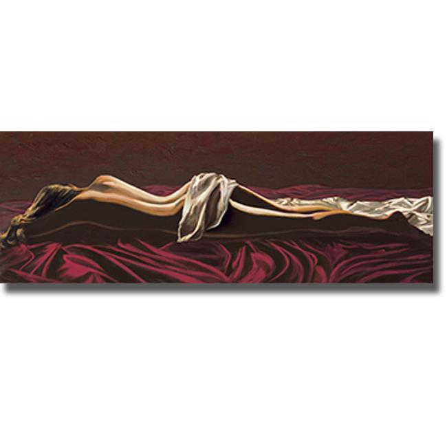 Giorgio Mariani 'Incanto Notturno' Canvas Art