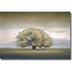William Vanscoy 'You Knew Me When' Canvas Art