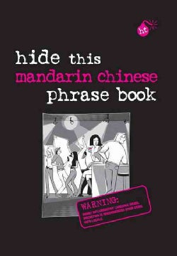 Hide This Mandarin Chinese Phrase Book (Paperback)