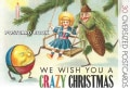 We Wish You a Crazy Christmas Postcard Book (Paperback)