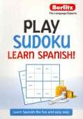 Play Sudoku Learn Spanish! (Paperback)