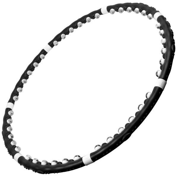Acu-Hoop Pro Massaging Magnetic Hula Hoop Exerciser