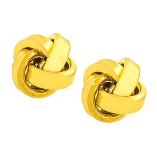 Fremada Love Knot Earrings