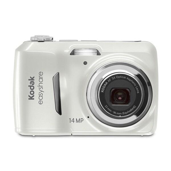 Kodak EasyShare C1530 14 Megapixel Compact Camera - White