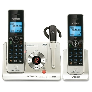 VTech LS6475-3 DECT 6.0 Expandable Cordless Phone with Answering Syst