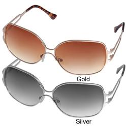 Chinese Laundry Women's '460136' Metal Frame Oversized Sunglasses