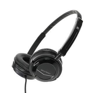 MEElectronics HT-21 Portable Travel Headphone with Adjustable Headband