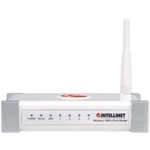 Intellinet Network Solutions Wireless 150N 4-Port Router