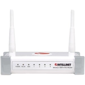 Intellinet Network Solutions Wireless 300N 4-Port Router