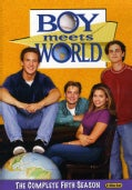 Boy Meets World: Season 5 (DVD)
