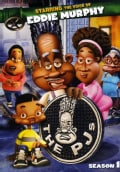 The PJ's Season 1 (DVD)