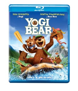 Yogi Bear (Blu-ray/DVD)