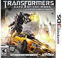 NinDS 3DS - Transformers: Dark of the Moon - By Activision