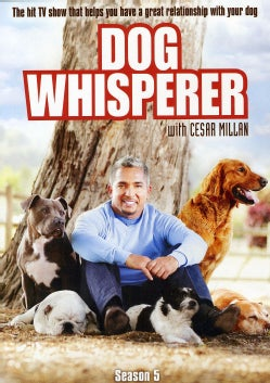 Dog Whisperer With Cesar Millan: Season 5 (DVD)