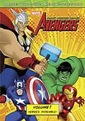 Avengers: Earth's Mightiest Heroes! Vol. 1 (DVD)