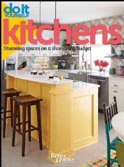 Do It Yourself Kitchens: Stunning Spaces on a Shoestring Budget (Paperback)