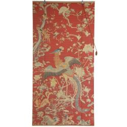 Bamboo 'Red Phoenix' Window Blinds (60 in. x 72 in.) (China)