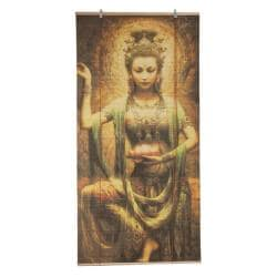 Bamboo 'Kwan Yin' Window Blinds (72 in. x 72 in.) (China)