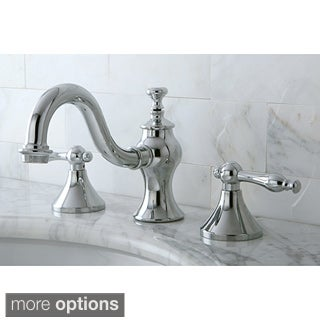 Lava Chrome Widespread Bathroom Faucet