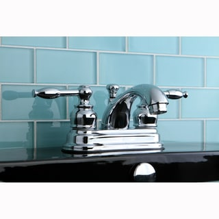 Knight Chrome Centerset Bathroom Faucet