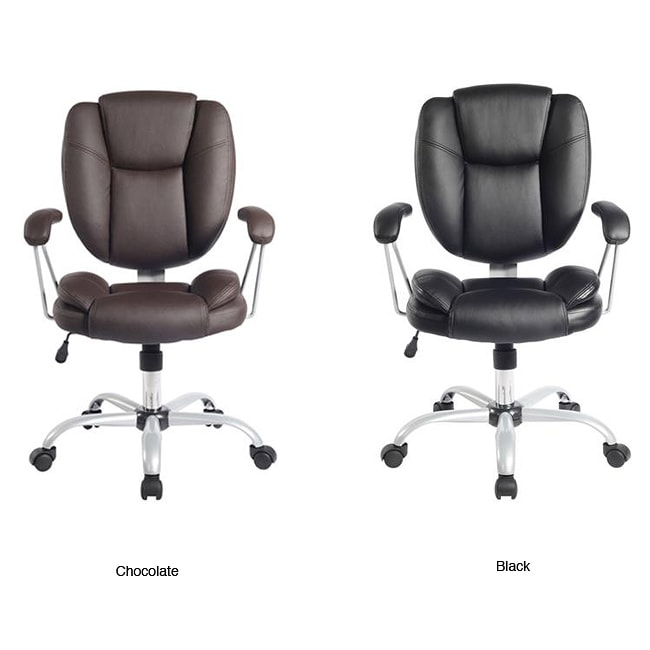 Ergonomic Comfort Soft Managerial Office Chair