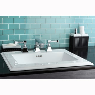 Towne Square Chrome Widespread Bathroom Faucet