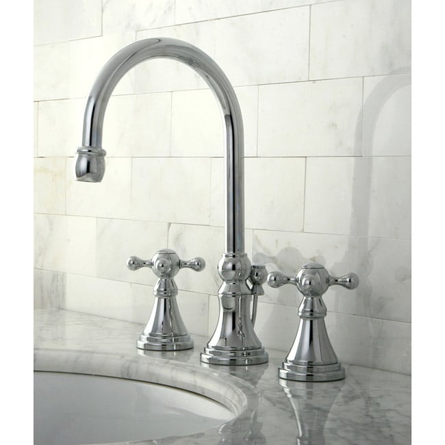 Widespread Vanity Faucet : ... / Home & Garden / Home Improvement / Faucets / Bathroom Faucets